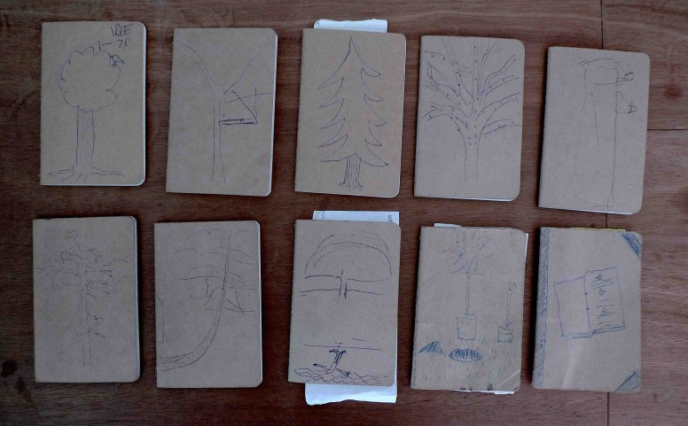 Uptrees note books