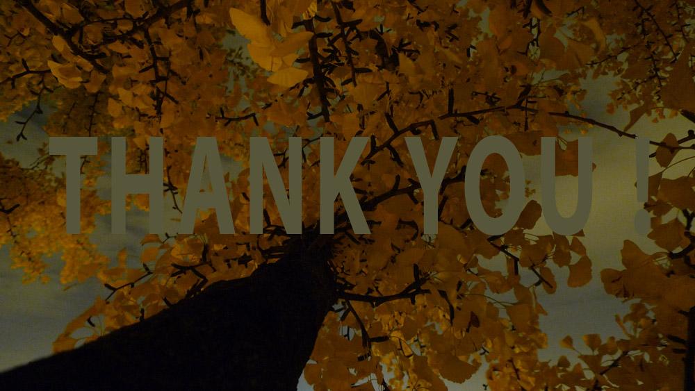 Art of Climbing Trees - thank you 02