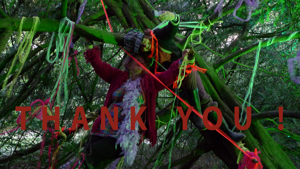 Art of Climbing Trees - thank you 16